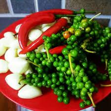 Dinh dưỡng trong tiêu xanh
