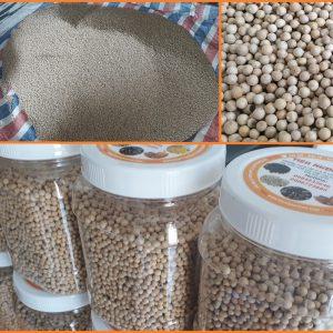 Tiêu sọ trắng nguyên hạt loại đặc biệt chất lượng cao( loại 1)
